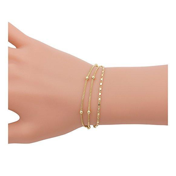 Gold Bracelets For Women Trail Therapy